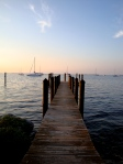 The Little Dock in Key Largo