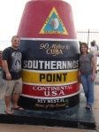 Southernmost Point of the US!